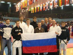 III Чемпионат Мира по традиционному каратэ-до Фудокан. Сербия 2010 год