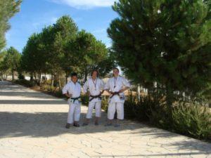 Чемпионат Европы по традиционному каратэ-до Фудокан. Кипр 2010 год