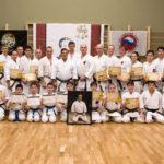 18-й Международный сбор по каратэ-до Шотокан. Альберт Боутбоул 9 Дан, руководитель IKS KASE HA WF.