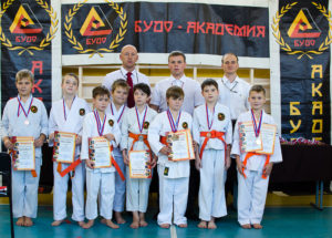 Поздравляем победителей Турнира Будо-Академии по традиционному каратэ среди детей и подростков с 7 и 8 КЮ!