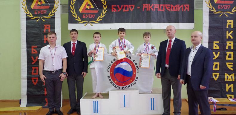 ПОЗДРАВЛЯЕМ победителей Турнира Будо-Академии по каратэ среди детей и подростков с 6КЮ и выше!