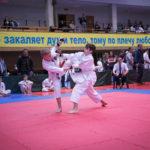Результаты выступления сборной КБИ «Будо-Академия» на Первенстве Москвы по всестилевому каратэ (первый день соревнований)