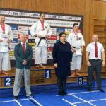 Итоги первого дня Чемпионата Москвы по всестилевому каратэ.
