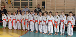 15 октября состоится Турнир КБИ «Будо-Академия» по каратэ среди детей и подростков с 8 и 7 КЮ.