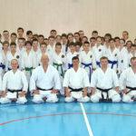 3 декабря 2017 года состоялся семинар по каратэ руководителя и главного тренера нашего Клуба Фёдорова Юрия Александровича.