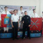 Первенство России-2018 по всестилевому каратэ.