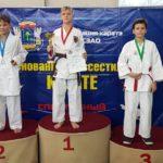 ПОЗДРАВЛЯЕМ спортсменов Будо-Академии с победами на Первенстве СЗАО города Москвы по всестилевому каратэ!